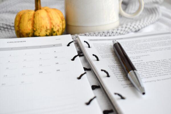 plany mamy planer organizer kalendarz dla mamy