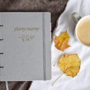 planer organizer kalendarz dla mamy