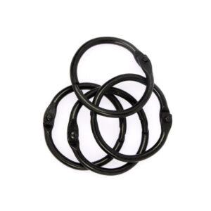 kolka-do-albumow-metalowe-zamykane-25-mm-czarne-4-szt
